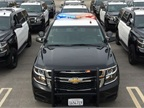 Photo of 2016 Chevrolet Tahoe PPV courtesy of GM.