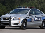 2016 Chevrolet Caprice PPV courtesy of GM