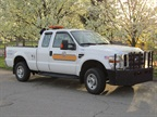The City of Livonia has three ROUSH CleanTech Ford F-250 trucks that run on propane-autogas.