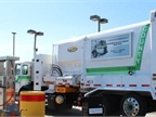 Sacramento is switching its LNG fleet to CNG vehicles and will have 45 CNG units by the end of the year. Photo courtesy of Sacramento Clean Cities