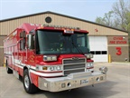 The Cypress-Fairbanks (Cy-Fair) Volunteer Fire Department will take delivery of 10 Pierce Quantum apparatus beginning in summer 2017. Shown here is the department's Pierce Quantum heavy-duty rescue. Photo courtesy of Pierce