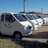The City purchased 24 Miles EV ZX40ST Trucks.