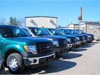 Dane County already has 16 vehicles that run on CNG. Photo via Dane County's website.