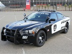 Photo of Dodge Charger Pursuit bu Paul Clinton.