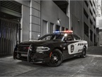 Photo of 2016 Dodge Charger Pursuit courtesy of FCA US.