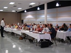 The Electrical Training Institute in Commerce, Calif., hosted the MEMA meeting on Sept. 15, 2011.