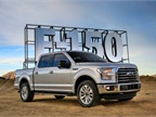 Photo of 2017 F-150 courtesy of Ford.