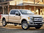 Photo of F-350 King Ranch Crew Cab 4x4 courtesy of Ford.