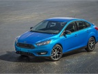 Photo of 2015 Focus courtesy of Ford.