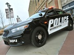 Photo of Police Interceptor sedan courtesy of Ford.