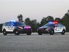 Ford's Police Interceptor Utility and Police Interceptor.