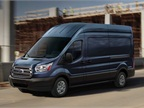 Photo of the 2016 Transit courtesy of Ford.