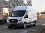 Photo of 2017 Transit courtesy of Ford.
