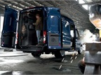 Photo of long wheelbase Transit 350HD courtesy of Ford.