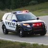 Ford's Police Interceptor utility will deliver at least a 20 percent improvement in fuel economy over the outgoing Crown Victoria Police Interceptor.