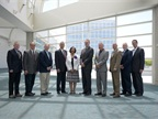 Ten fleet leaders were inducted into the Public Fleet Hall of Fame. Photo by Vince Taroc.