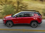 Photo of the 2018 Jeep Compass courtesy of FCA.