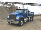 Image of T880S Dump Truck courtesy of Kenworth