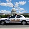 Pictured is the new look for the Capitol Police's cruisers that it's putting into service.