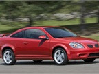 The defective ignition switches were installed in several GM models, including the Pontiac G5. Photo courtesy of GM.