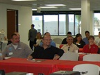 About 30 fleet professionals attended the MEMA meeting March 15.