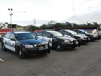 The City of Napa has received four Chevrolet Caprice PPVs so far.