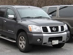 Nissan Titan, photo courtesy of Wikimedia.