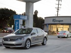 Photo of Passat HyMotion courtesy of Volkswagen.