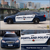 The new design for Portland Police Bureau vehicles will be on all marked patrol cars within five years.