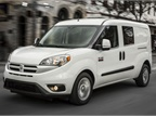 Photo of 2015 Ram ProMaster City compact van courtesy of FCA.