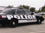 The Round Rock police department's new patrol car look will only apply to  future vehicles and 15 recently purchased models.