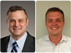 Pictured l-r are: Derek Whaley, Don Manfredi, Joe Rudolph, and Steve Whaley. Photos courtesy of Roush.
