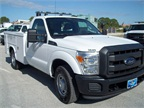 Sarasota County has a fleet of approximately 3,000 units. Pictured is a new Ford F-250. Photo courtesy of Sarasota County