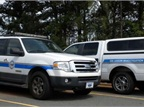 North Carolina's State Bureau of Investigation (SBI) has 384 total vehicles in its fleet. Average mileage of assigned vehicles is 92,238, and average mileage of utility vehicles is 91,813. Photo via North Carolina Program Evaluation Division.