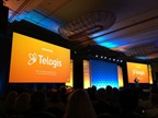 AT&T Mobility CEO Glenn Lurie announces a partnership with Telogis. Photo courtesy of Telogis.