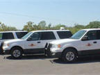 The Texas National Guard has installed Energy Xtreme's mobile power system on six Ford Explorers.