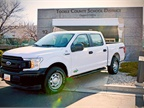 Photo of Tooele County School District vehicle courtesy of Enterprise Fleet Management