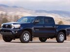 Photo of 2014 Tacoma courtesy of Toyota.