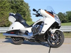 The Victory Vision was one of two new 2012 police bikes tested by the Michigan State Police. Photo: Paul Clinton.