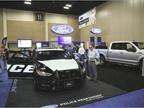 "Ford""s vehicles included the new Police Responder Hybrid concept vehicle and the F-150."