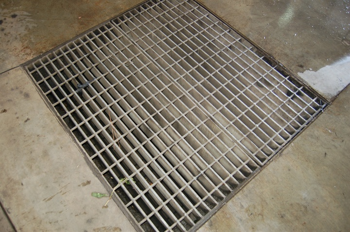 Car Wash Drain Covers