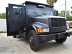 The Police Department received the armored truck for a nominal price