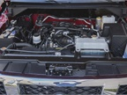 A new 5.6-liter V-8 makes 375 hp. It s paired with a 5-speed automatic