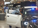 The agency uses its assembly line for marked as well as unmarked