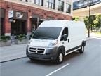 Ram offers the ProMaster City and full-size ProMaster (pictured) vans