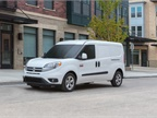 The Ram ProMaster City is powered by a standard 2.4L I-4 engine that