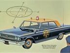 1963 Ford Interceptor Photo courtesy of Ford