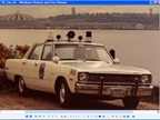 1974 Dodge Dart Photo courtesy of Seattle Metropolitan Police Museum