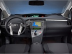 The Advanced trim level offers SofTex interior seat trim, eight-way