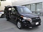Ford has improved fuel economy on the 2014 Transit Connect from the